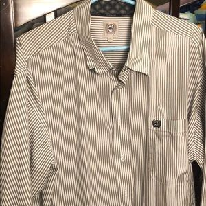Cinch shirt in good condition really good quality